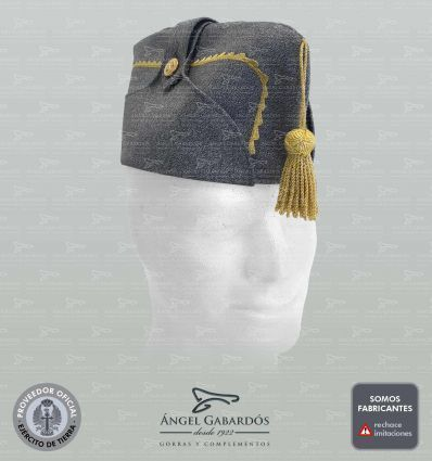 Gorra Borla General Director AGM. Academia General Militar